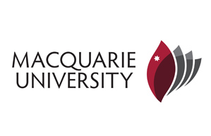 Macquarie University copywriting client logo