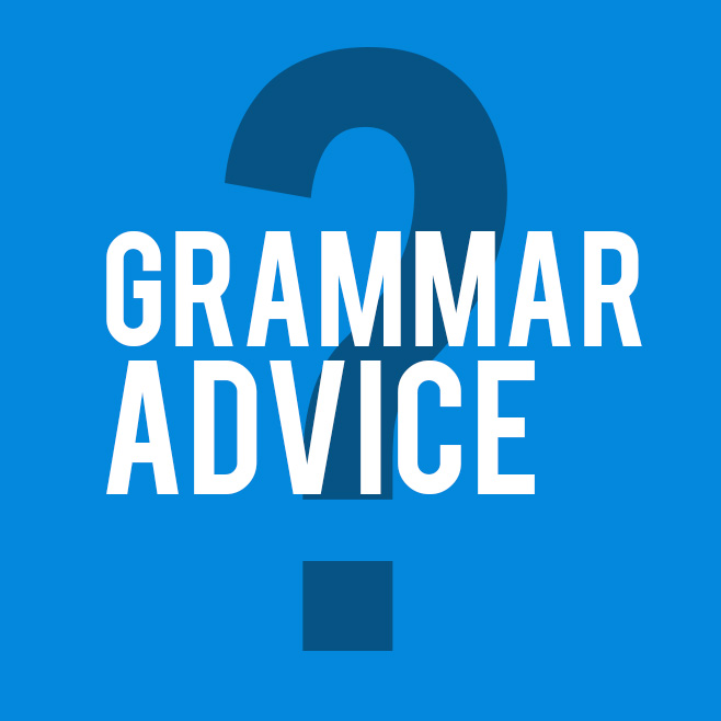 Grammar Advice Google+ community logo