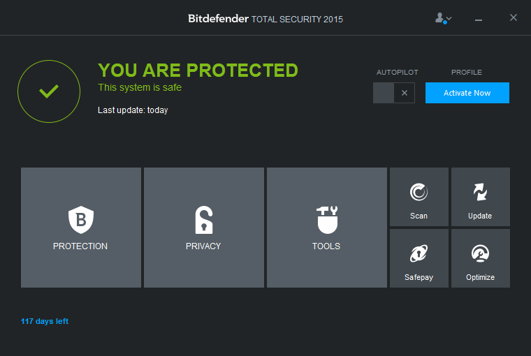 BitDefender anti virus - A must for freelance copywriters