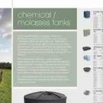 Technical copywriting for chemical tank manufacturer
