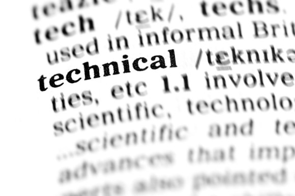 features of technical writing