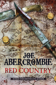Joe Abercrombie Red Country Great Writing