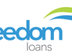 Freedom Loans logo for copywriting portfolio