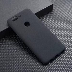 Generic sandstone OnePlus 6 case