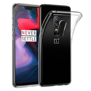 Generic (very) slim TPU case for OnePlus 6