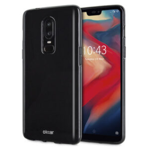 Olixar FlexiShield OnePlus 6 case