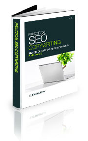 Cover of SEO Copywriting ebook